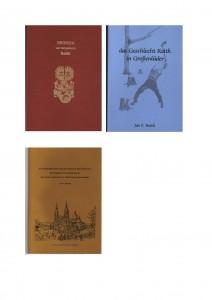 Drie genealogische publicaties over de Reithen